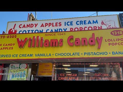 The oldest #candy shop in #Brooklyn NY. La tienda de dulce mas vieja en Brooklyn NY. #Subscribe.