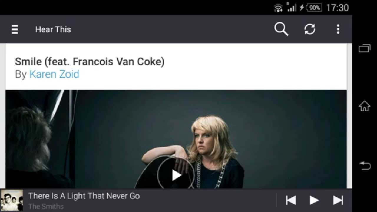 Deezer Music Android App Review