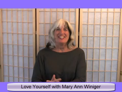 """Love Yourself"" with Mary Ann Winiger"