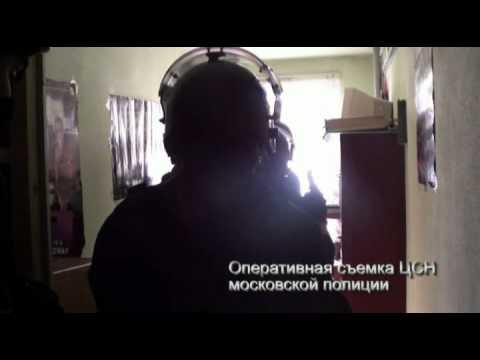 Смотреть Задержание киллера в Марьино.mp4 онлайн