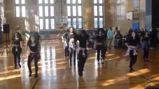 ccbxhsm dj lil man anthem dance performance