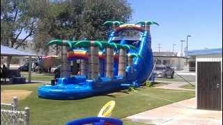 Water Slide Jumper Rentals, Inland Empire, Orange County , San Diego Counties.