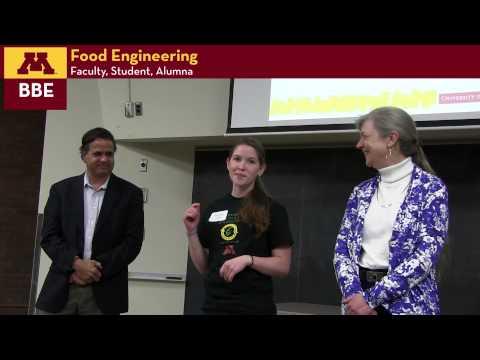 Food Engineering at the University of Minnesota