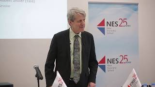 Robert J. Shiller: Markets and Democracy Russia and United States Compared  25 Years Later