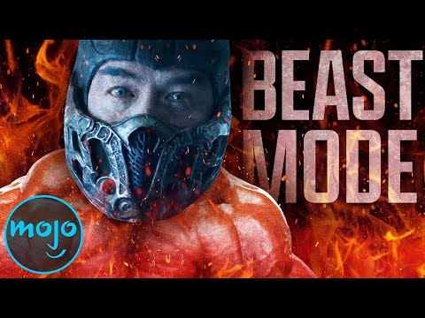 Top 10 Beast Mode Moments in Mortal Kombat 2021