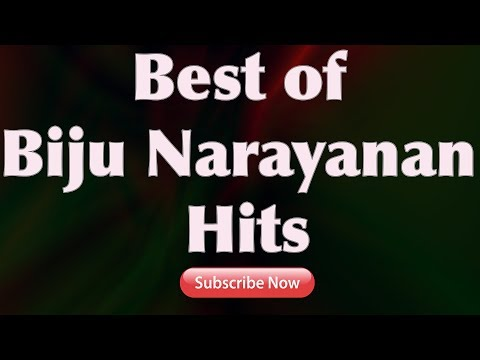 Best of Biju Narayanan Hits | 5 Songs