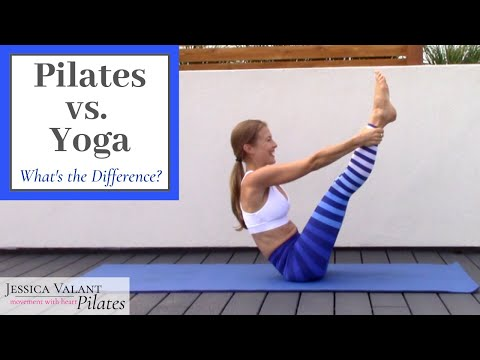 Pilates vs Yoga What's the Difference and Where To Start?