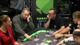 Day 2. Golden Cash Game at Aspers with Unibet Poker. Webcast archive