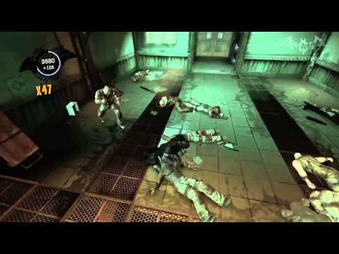 Batman   Arkham Asylum |  Walkthrough   12   Saving Dr  Chen