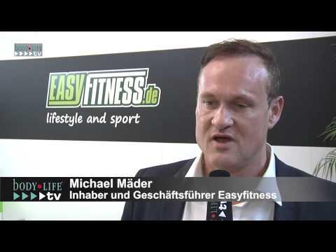 Rückblick - EASYFITNESS meets FIBO 2015