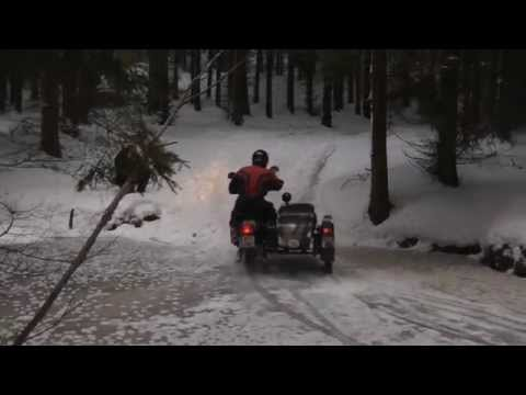 Winter-Traveller *** Winterfahrer *** Gespannzeitung ***