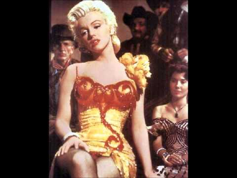Marilyn Monroe - River Of No Return Lyrics