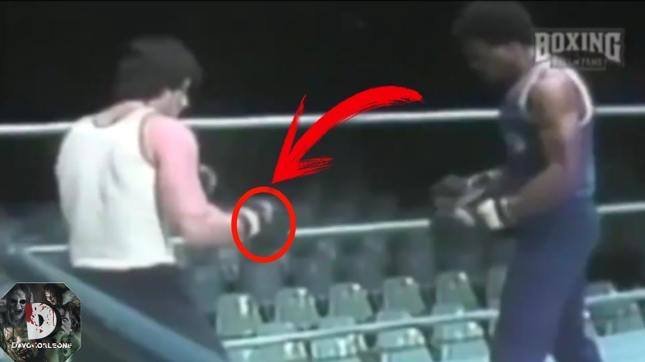 Video Inédito Muestra Cómo Se Creó La Mítica Pelea Entre Rocky y Apollo Creed