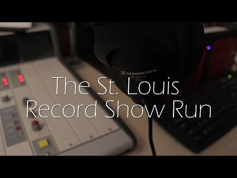 The Psychedelic Experience I St. Louis Record Show Run