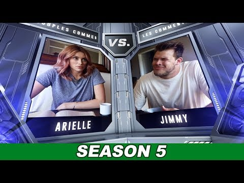 Couples Commentary Arielle vs. Jimmy