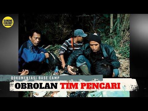 Obrolan Tim Pencari Pendaki yang Hilang di Gunung Cikuray   Doc Ekspedisi