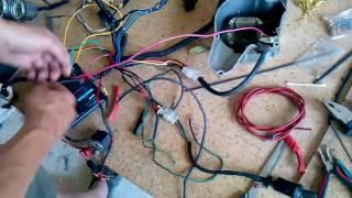 Как найти короткое замыкание в проводке мото, авто