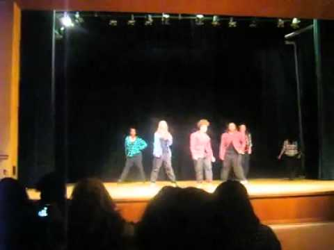 PSU Urban Dance Troupe @ Apollo 2011 Ft. Ayanna T. Harris