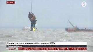 День рятівника / Показові виступи співробітників ДСНС