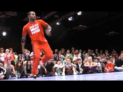 Breakdance World Championship 2010 - 1 on 1 - Battle for 3rd Place
