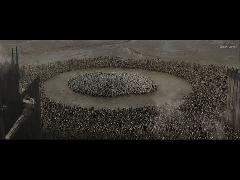 Lord of the Rings (2003) - Final stand and battle [1080p]