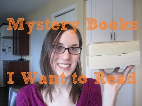 Mystery Books I Want to Read