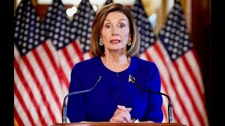 WATCH: Nancy Pelosi: 'I'm moving forward with official impeachment inquiry'