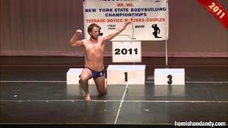 Hamish Blake, Unlikely Bodybuilding Champion (2011)