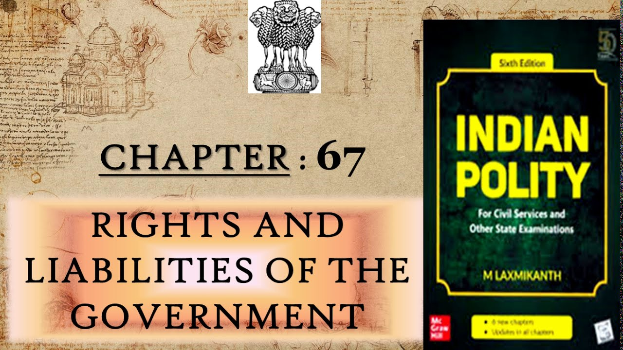 Rights and Liabilities of the Government
