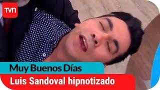 ¡Luis Sandoval no paraba de reírse! | Muy buenos días | Buenos días a todos
