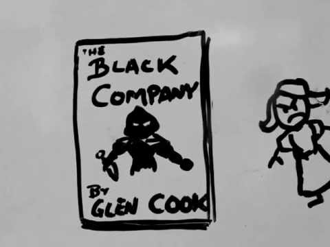 Whiteboard book review - The Black Company
