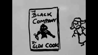 whiteboard book review the black company