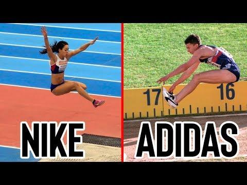 Nike es mejor que Adidas?