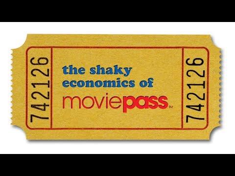 The Shaky Economics Of MoviePass