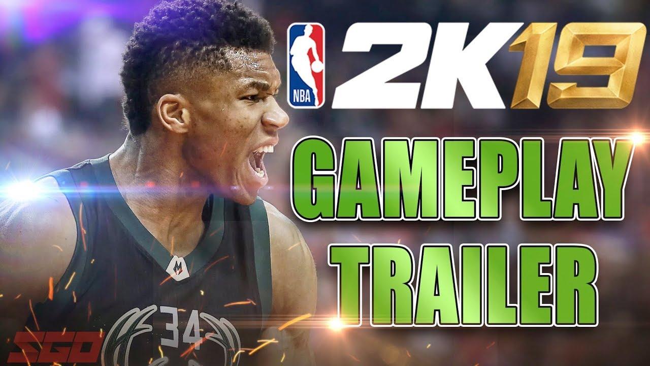 NBA 2K19 Gameplay Trailer Breakdown!
