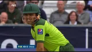 Kamran Akmal 53 v England 1st ODI 2010 @ Chester-le-Street