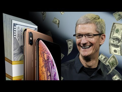 Why iPhone XS Is SO Expensive. Tim Cook Explains..