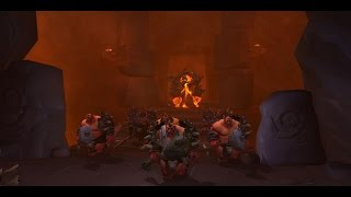 Ogre & Highmaul Music - Warlords Of Draenor