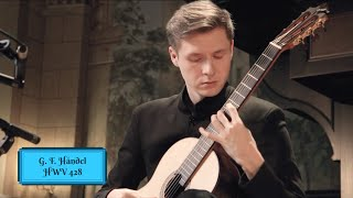 Błażej Sudnikowicz – Händel: Prélude & Allemande HWV 428