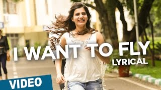 I Want To Fly Song with Lyrics | Bangalore Naatkal | Arya | Bobby Simha | Sri Divya | Gopi Sunder