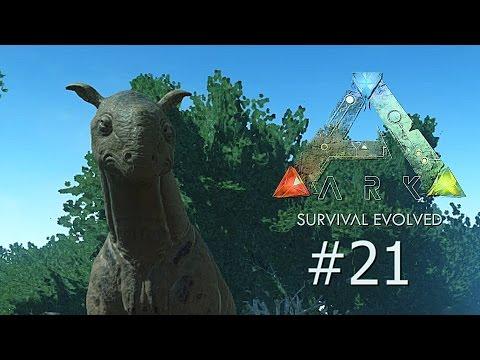 ARK #21 - El Paraceratherium, pillando recursos y de Raideo| Gameplay Español |