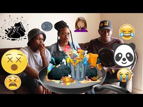Killer Kau Ft. Mbali - Tholukuthi Hey VS MC Quake - Balance || Frying Pan Reaction