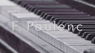 F. Poulenc. Concerto for Two  Pianos and Orchestra 🎼🎹🎹