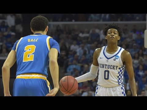UCLA vs. Kentucky: 2017 Sweet 16 Extended Game Highlights