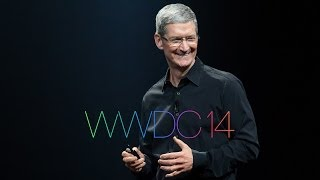 Apple - WWDC 2014(Watch as Apple previews iOS 8 and OS X Yosemite — all-new and more powerful than ever versions of the operating systems for iPhone, iPad, and Mac — at ..., 2014-06-03T23:46:12.000Z)