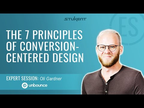 7 Principles of Conversion-Centered Design with Oli Gardner of Unbounce