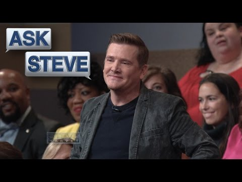 Ask Steve: Bullethead!? What's up man!  STEVE HARVEY