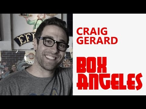 Craig Gerard Applied For All the Production Jobs in LA
