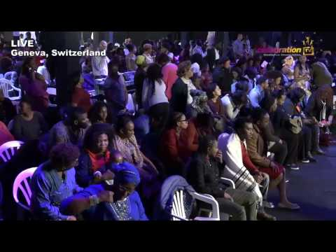 Help From Above Geneva, Switzerland Day 2 Evening Session - with APOSTLE JOHNSON SULEMAN