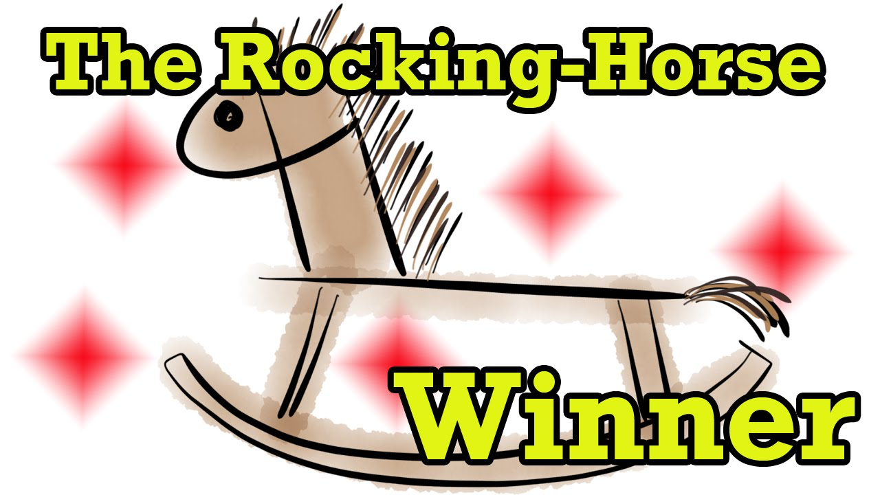 an analysis of the rocking horse winner In london, the young paul grahame lives with his upper class but financially broken family his wasteful mother hester grahame is a compulsive buyer, spending all the.